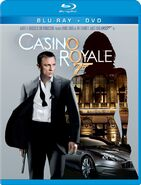 Casino Royale (2012 Blu-ray + DVD)