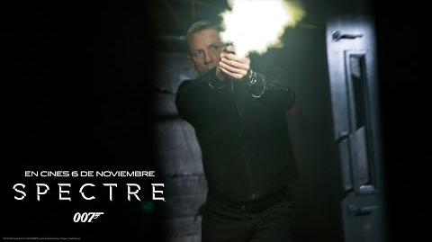 SPECTRE. James Bond 007. En cines 6 de noviembre