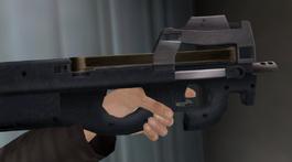 HS-90 (GoldenEye - Rogue Agent)