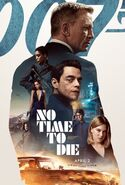 No Time to Die poster 17
