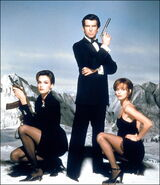 Bond, Natalya and Xenia 2