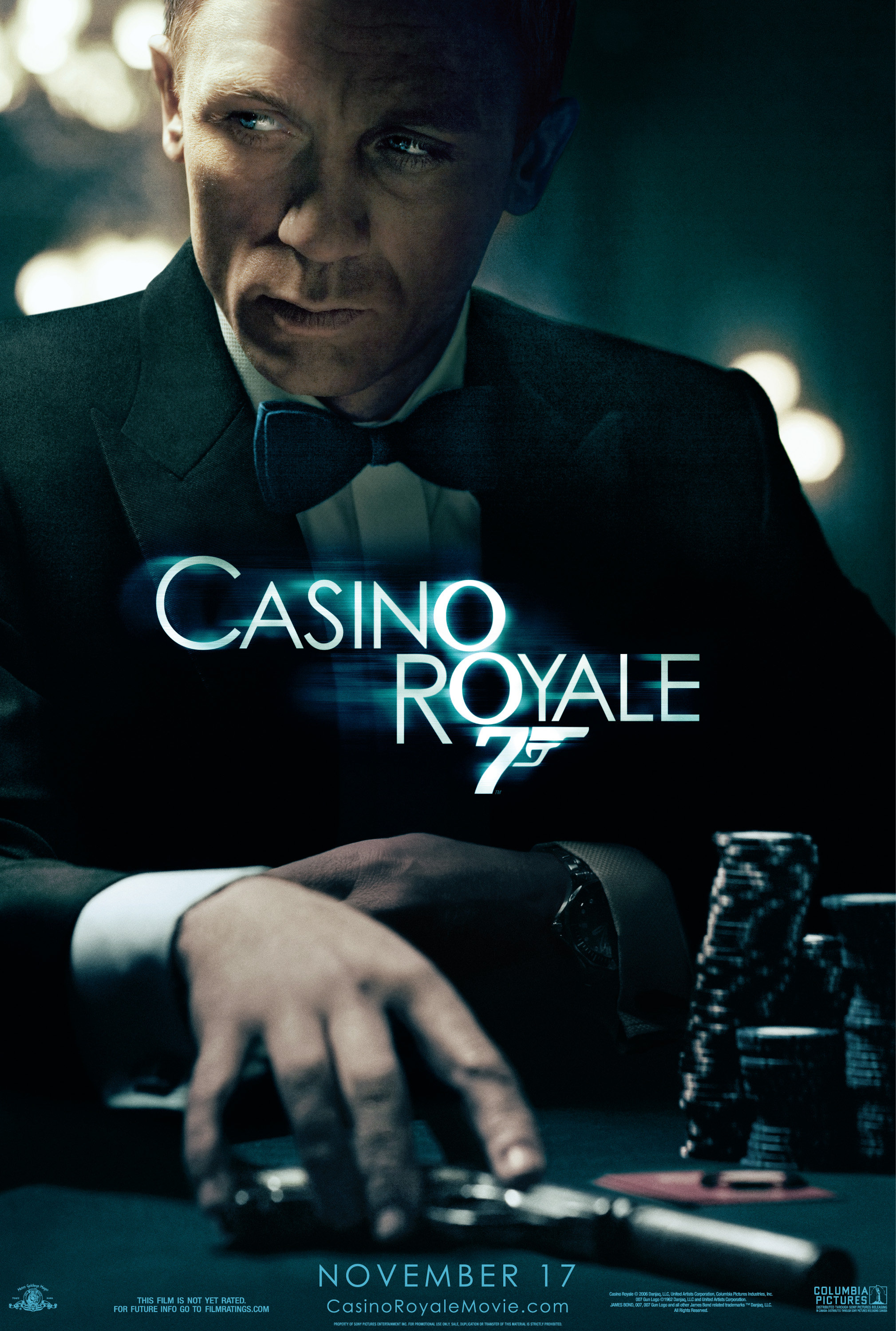 007 - Cassino Royale | Wiki James Bond | Fandom