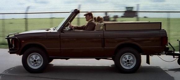 Land Rover Range Rover Convertible | James Bond Wiki | Fandom