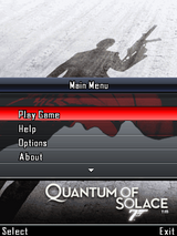 Quantum of Solace (mobile game)