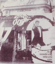 Bond 17 promotional material, 1990 Cannes Film Festival