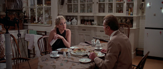 Bond and Stacey have dinner (A View to a Kill)