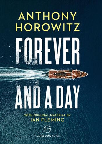 Anthony Horowitz returns to write a follow up Bond novel! 350?cb=20180319155857