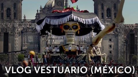 SPECTRE. James Bond 007. Vlog Vestuario (México). En cines 6 de Noviembre.