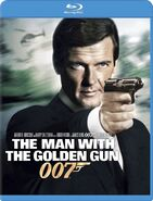 The Man with the Golden Gun (2012 50th anniversary Blu-ray)