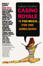 Casino Royale (1967) Poster