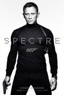 Spectre teaser poster 3