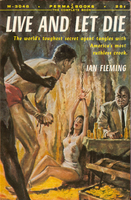 Live and Let Die (1955 Perma Books)