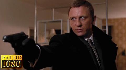 Quantum of Solace (2008) - Ending Scene (1080p) FULL HD