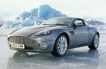 What Car Does James Bond Drive In Quantum Of Solace