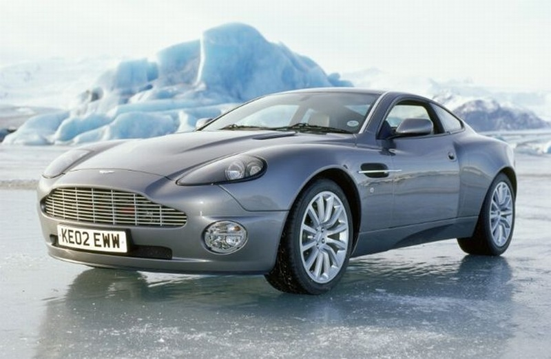 Aston Martin V Vanquish James Bond Wiki FANDOM Powered By Wikia - Aston martin v12 vanquish