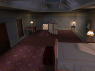 Embassy bedroom (Agent Under Fire)