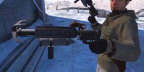 Grap pistol