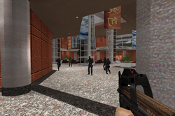 Phoenix Building Lobby (Nightfire)