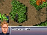 007 teams up with 003 in Peru (Everything or Nothing, GBA)