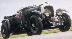 1933 bentley convertible