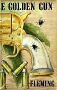 The Man With The Golden Gun (First Edition)