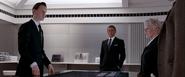 M, Bond et l'analyse des billets