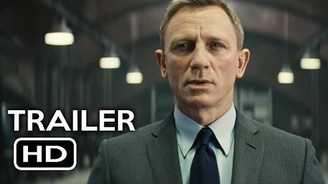 007 Spectre Official Trailer 2 (2015) Daniel Craig James Bond Movie HD