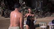 Andrea et l'essuyage de Scaramanga