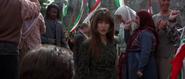 Elektra rencontrant Bond
