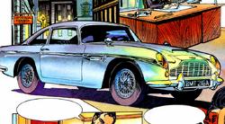 Aston Martin DB5 (Permission to Die)