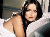 Barbara Bach from Bond Babes