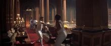 James Bond contre Gustav Graves 1