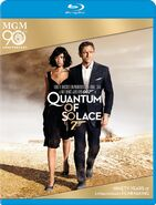 Quantum of Solace (2013 Blu-ray)
