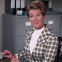 Profile - Miss Moneypenny (Lois Maxwell)