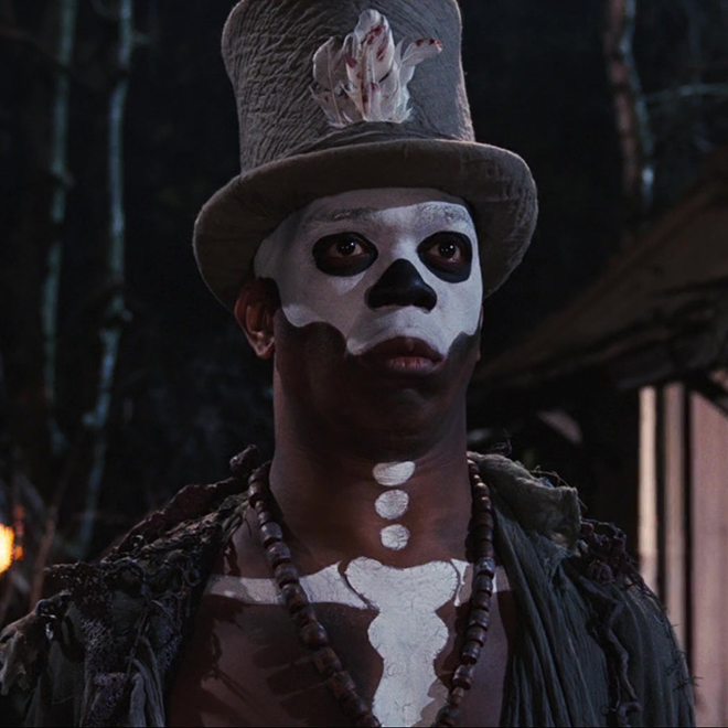 Image result for live and let die baron samedi