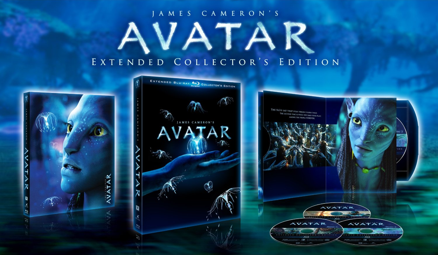Avatar: Extended Collector's Edition | Avatar Wiki | FANDOM powered