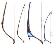 Na'vi Weapons Bows
