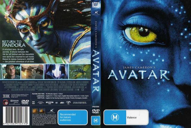 Image - Avatar-1-dvd-aus-full jpg   Avatar Wiki   FANDOM