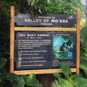 Valley of Mo'ara Map