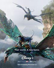 Avatar Disney Poster