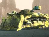 RDA Bulldozer