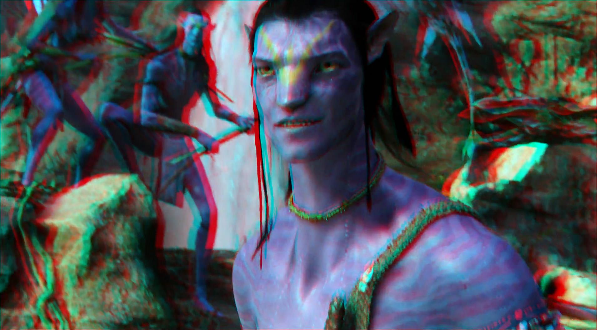 Image - Jake Sully chose his Ikran (red-cyan).jpg | Avatar ...