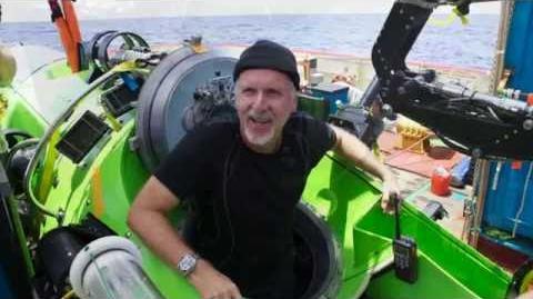 AVATAR- Discover Pandora - James Cameron Introduction