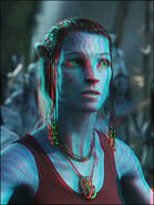 Grace's Avatar (redcyan)
