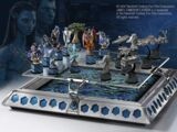 Avatar: Collector Chess Set
