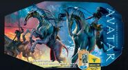 Direhorse Action Figure Box Art