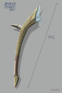 Hunting War Axe