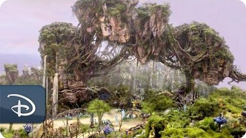 Bringing Pandora – The World of Avatar to Life Disney's Animal Kingdom
