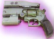 SN-9 Wasp revolver