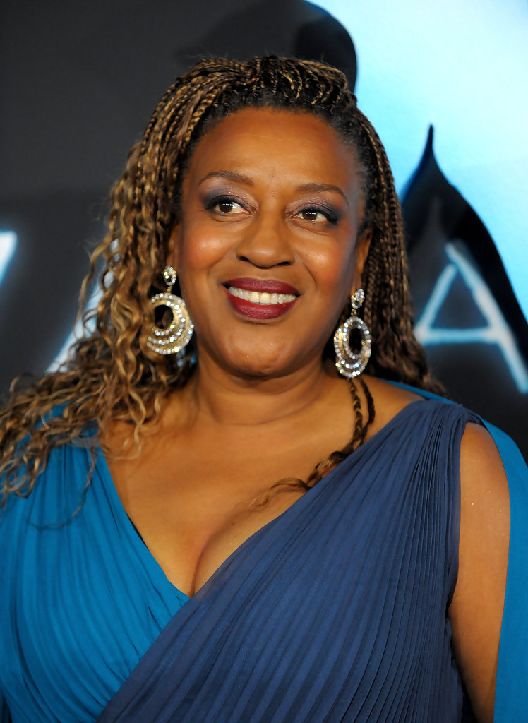 CCH Pounder art collection